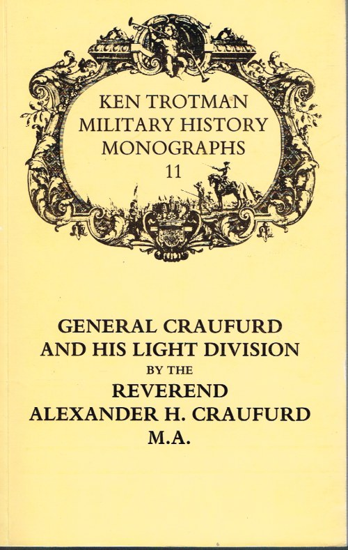 Image for GENERAL CRAUFURD AND HIS LIGHT DIVISION