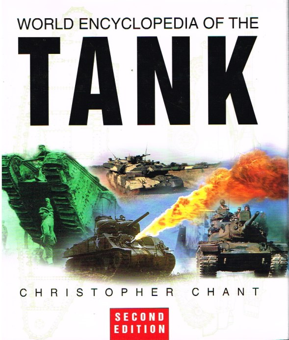 Image for WORLD ENCYCLOPEDIA OF THE TANK (REVISED EDITION)