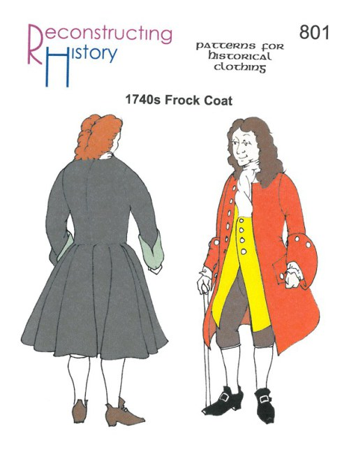 Image for RH801: 1740S FROCK COAT