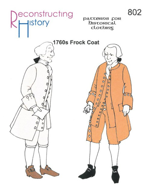 Image for RH802: 1760S FROCK COAT