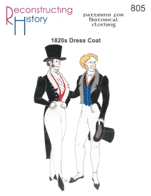 Image for RH805: 1820S DRESS COAT