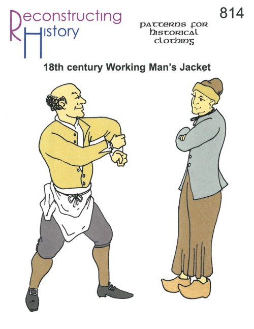 Image for RH814: 18TH CENTURY WORKING MAN'S JACKET