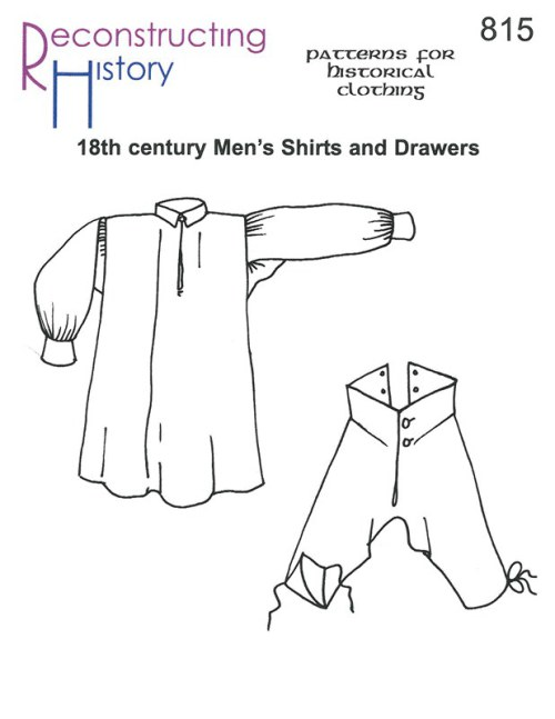 Image for RH815: 18TH CENTURY MEN'S SHIRTS & DRAWERS