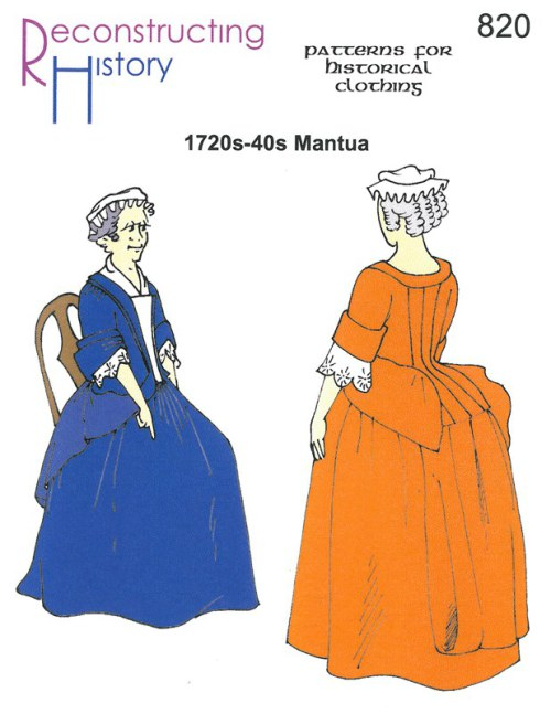 Image for RH820: 1720S-40S MANTUA