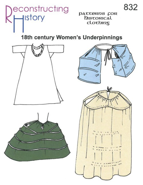 Image for RH832: 18TH CENTURY WOMEN'S UNDERPINNINGS