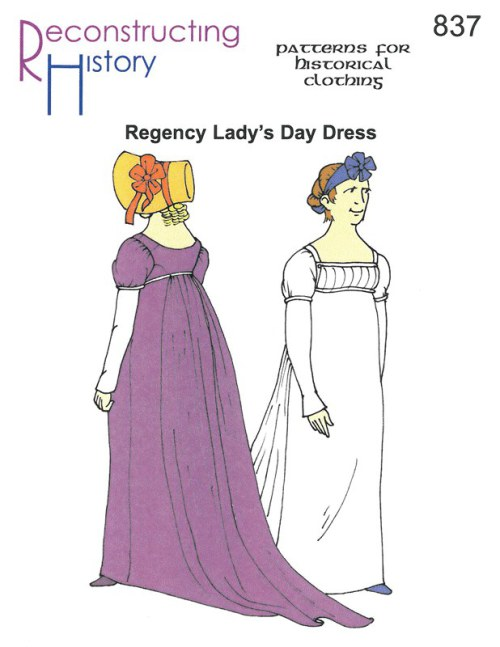 Image for RH837: REGENCY LADY'S DAY DRESS