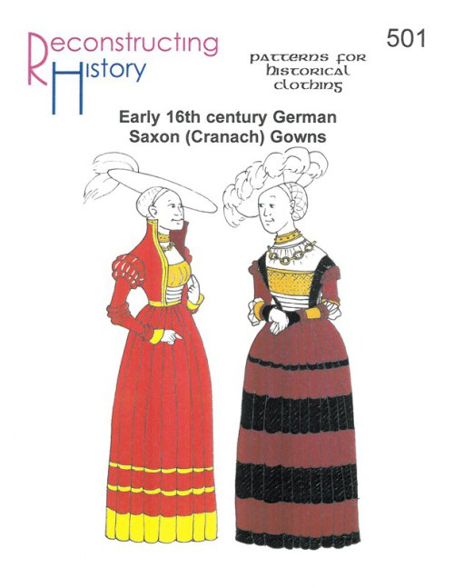 Image for RH501: EARLY 16TH C GERMAN SAXON (CRANACH) GOWN