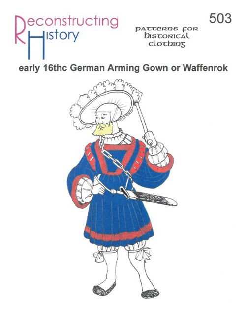 Image for RH503: EARLY 16TH C GERMAN ARMING GOWN OR WAFFENROK