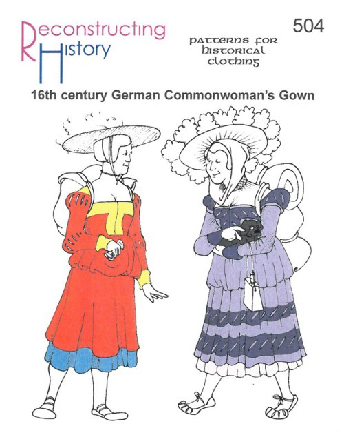 Image for RH504: 16TH CENTURY GERMAN COMMONWOMAN'S GOWN