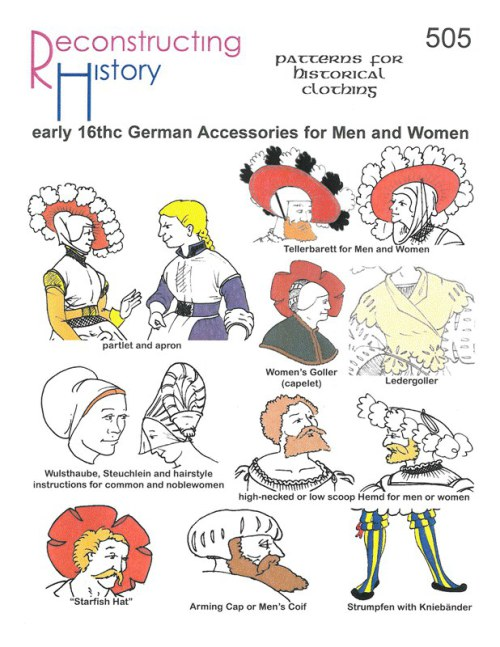 Image for RH505: EARLY 16TH CENTURY GERMAN ACCESSORIES FOR MEN AND WOMEN