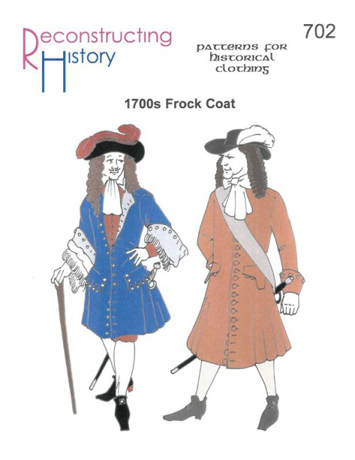 Image for RH702: 1700S FROCK COAT