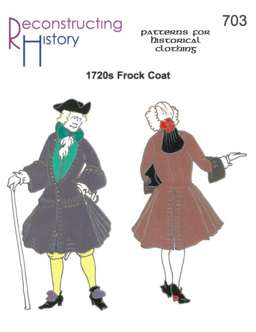 Image for RH703: 1720S FROCK COAT