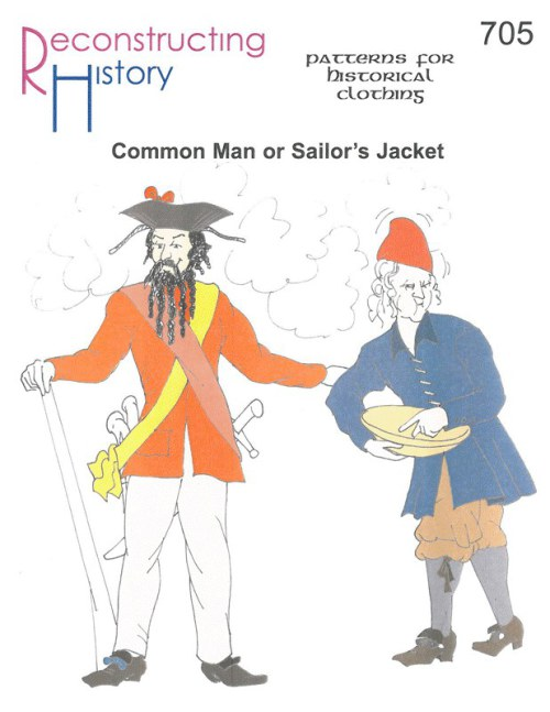 Image for RH705: COMMON MAN OR SAILOR'S JACKET
