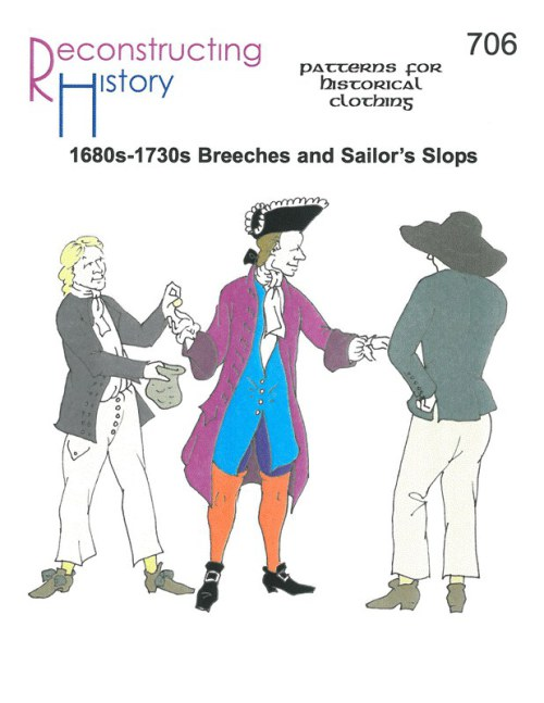 Image for RH706: 1680S - 1730S BREECHES & SAILOR'S SLOPS
