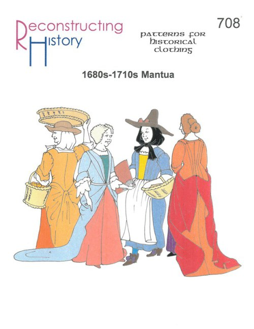 Image for RH708: 1680S-1710S MANTUA
