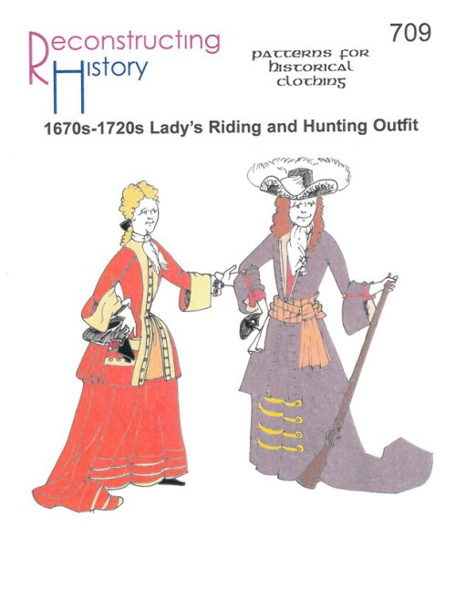 Image for RH709: 1670S - 1720S LADY'S RIDING AND HUNTING OUTFIT
