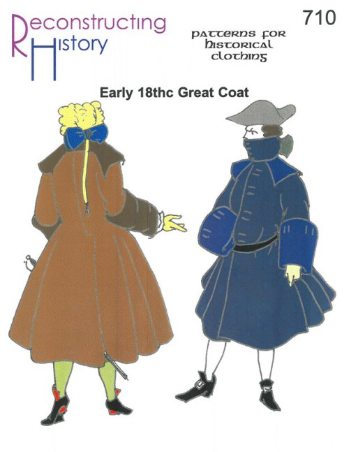 Image for RH710: EARLY 18C GREAT COAT