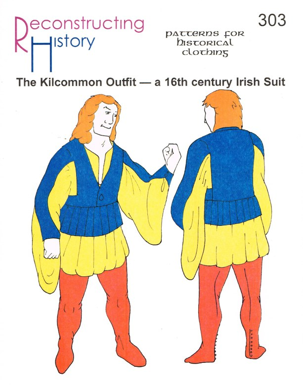 Image for RH303: THE KILCOMMON OUTFIT - A 16TH CENTURY IRISH SUIT