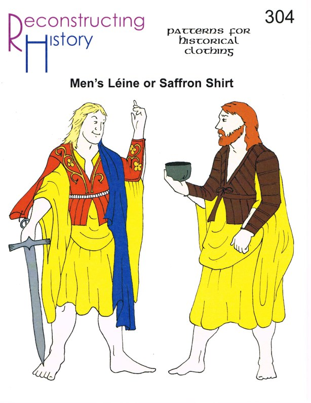 Image for RH304: MEN'S LEINE OR SAFFRON SHIRT