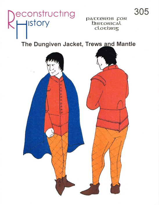 Image for RH305: DUNGIVEN JACKET, TREWS AND MANTLE