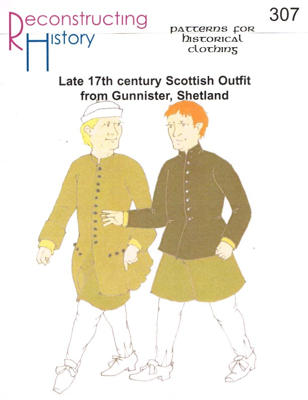 Image for RH307: LATE 17TH CENTURY SCOTTISH OUTFIT FROM GUNNISTER, SHETLAND