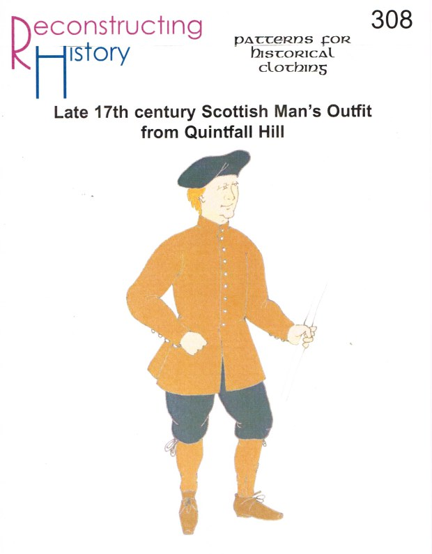 Image for RH308: LATE 17TH CENTURY SCOTTISH MAN'S OUTFIT FROM QUINTFALL HALL