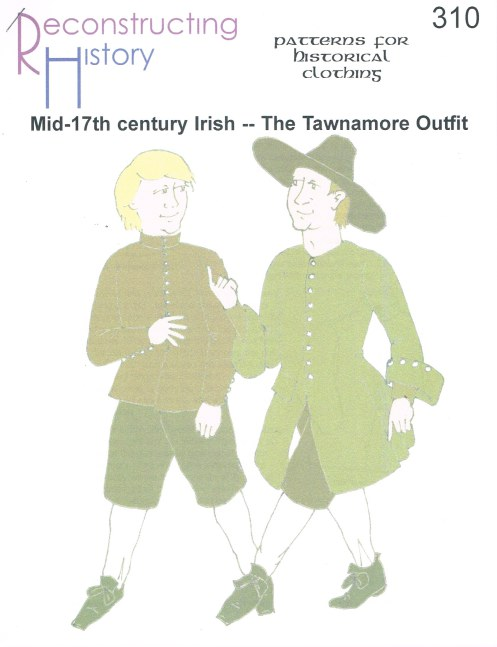 Image for RH310: MID 17TH CENTURY IRISH - THE TAWNAMORE OUTFIT