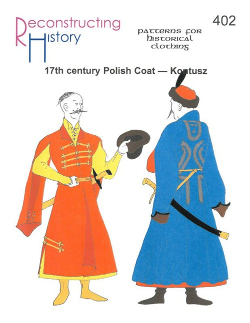 Image for RH401: 16TH-17TH CENTURY POLISH GOWN - ZUPAN