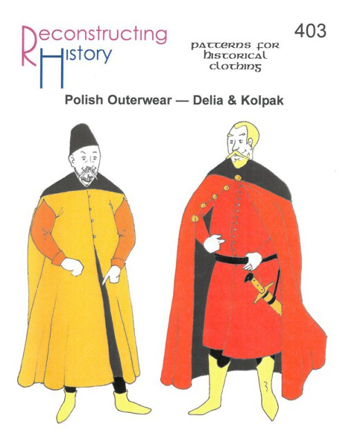 Image for RH403: POLISH OUTERWEAR - DELIA AND KOLPAK