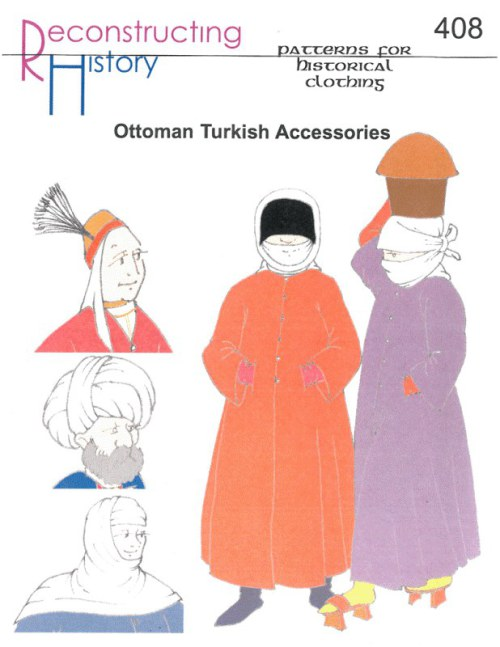 Image for RH408: OTTOMAN TURKISH ACCESSORIES