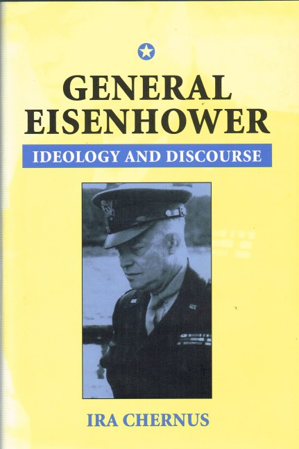 Image for GENERAL EISENHOWER: IDEOLOGY AND DISCOURSE