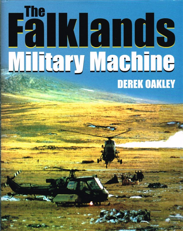Image for THE FALKLANDS MILITARY MACHINE