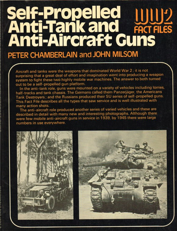 Image for WW2 FACT FILES: SELF-PROPELLED ANTI-TANK AND ANTI-AIRCRAFT GUNS