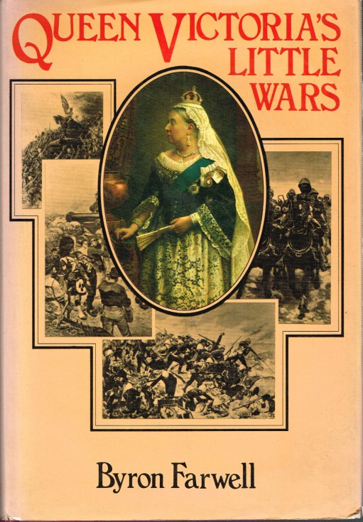 Image for QUEEN VICTORIA'S LITTLE WARS (DONALD FEATHERSTONE'S COPY)