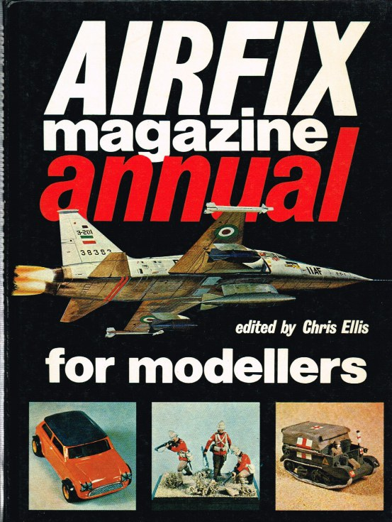 Image for AIRFIX MAGAZINE ANNUAL FOR MODELLERS