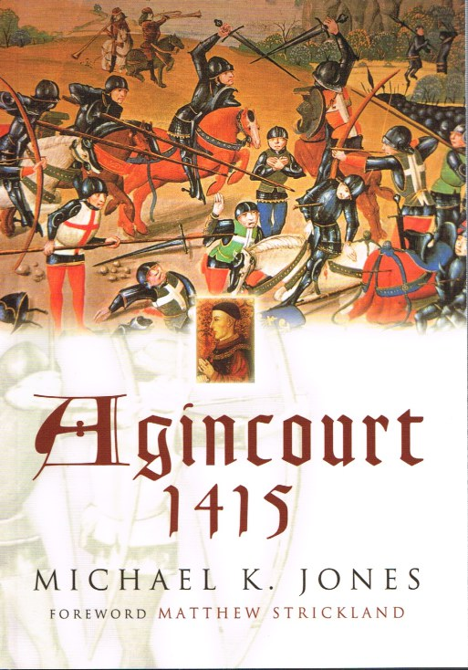 Image for AGINCOURT 1415: BATTLEFIELD GUIDE