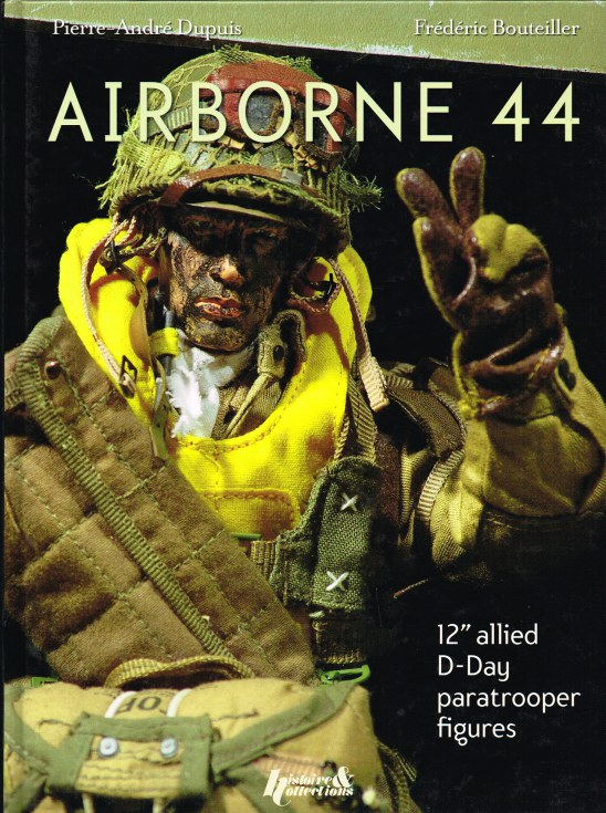 "Image for AIRBORNE 44 : 12"" ALLIED D-DAY PARATROOPER FIGURES"