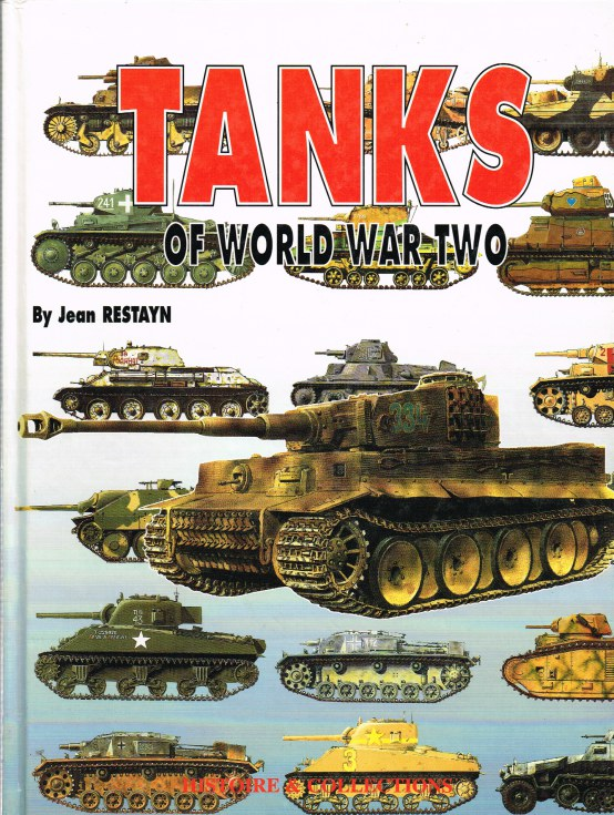Image for TANKS OF WORLD WAR TWO