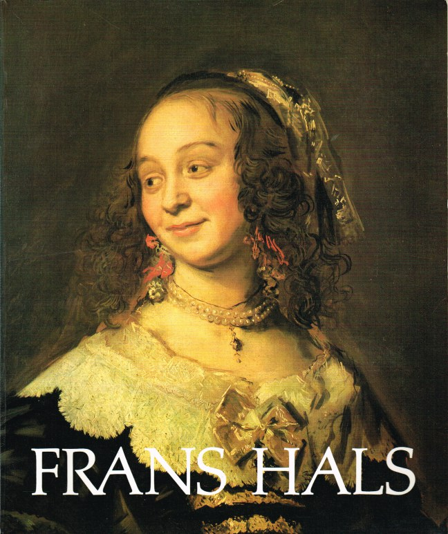 Image for FRANS HALS (ROYAL ACADEMY OF ARTS EXHIBITION CATALOGUE)