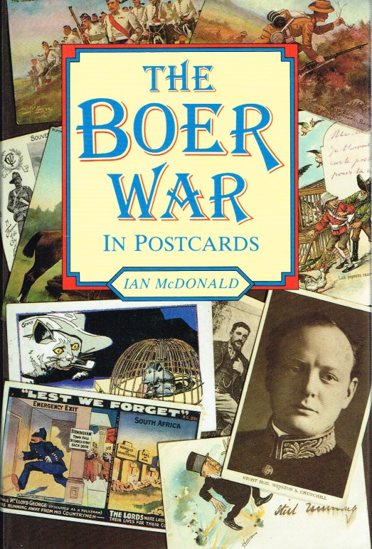 Image for THE BOER WAR IN POSTCARDS