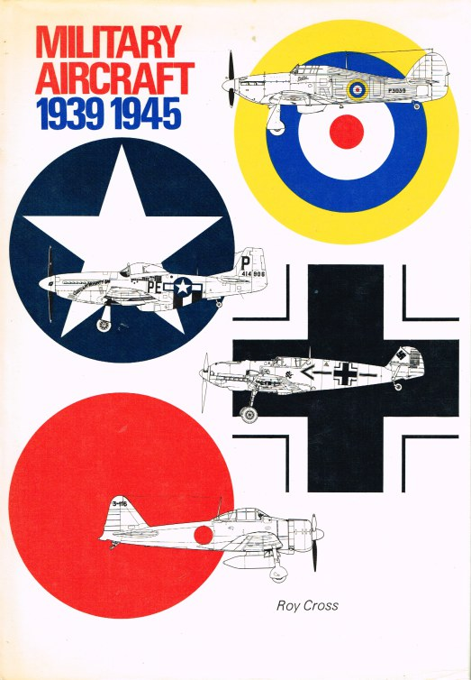 Image for MILITARY AIRCRAFT 1939-1945