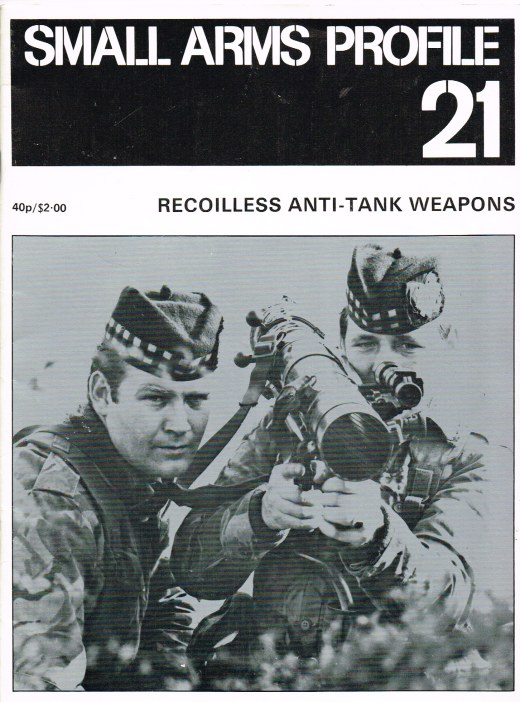 Image for SMALL ARMS PROFILE 21: RECOILLESS ANTI-TANK WEAPONS