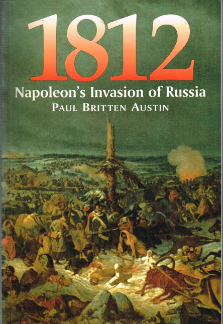 Image for 1812 NAPOLEON'S INVASION OF RUSSIA