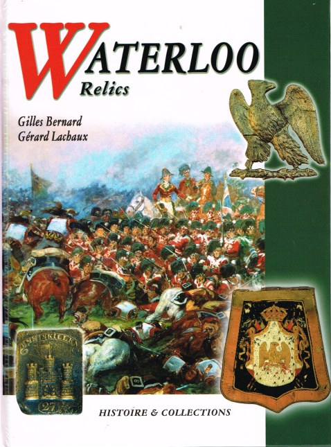 Image for WATERLOO RELICS