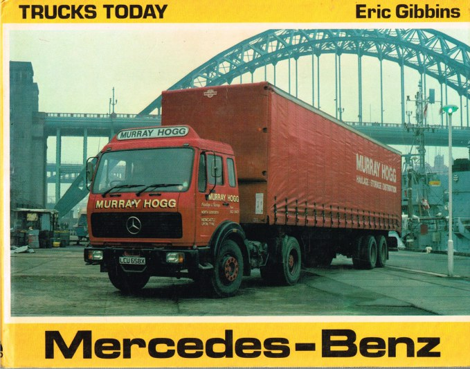 Image for TRUCKS TODAY: MERCEDES-BENZ