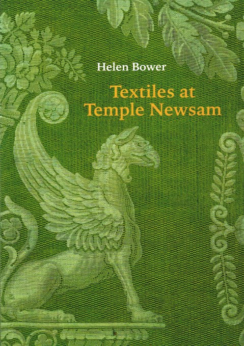 Image for TEXTILES AT TEMPLE NEWSAM: THE ROGER WARNER COLLECTION