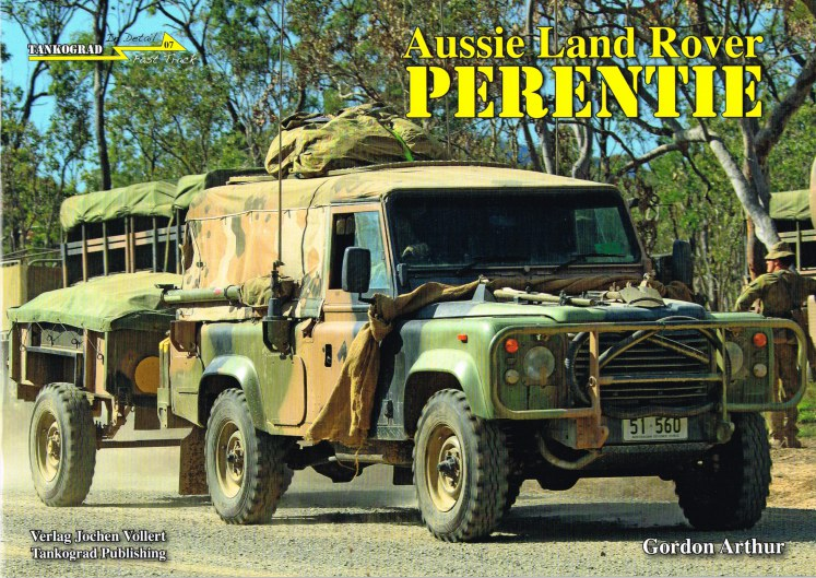 Image for IN DETAIL FAST TRACK 07: AUSSIE LAND ROVER PERENTIE