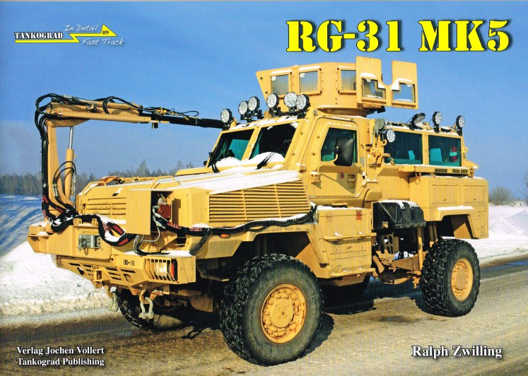 Image for IN DETAIL FAST TRACK 09: RG-31 MK5