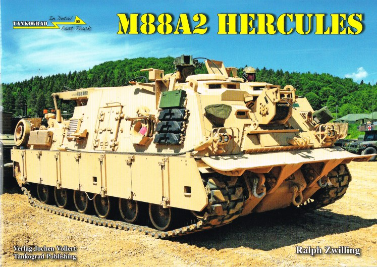 Image for IN DETAIL FAST TRACK 08: M88A2 HERCULES