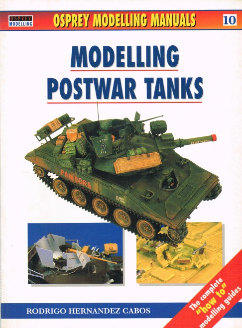 Image for MODELLING POSTWAR TANKS